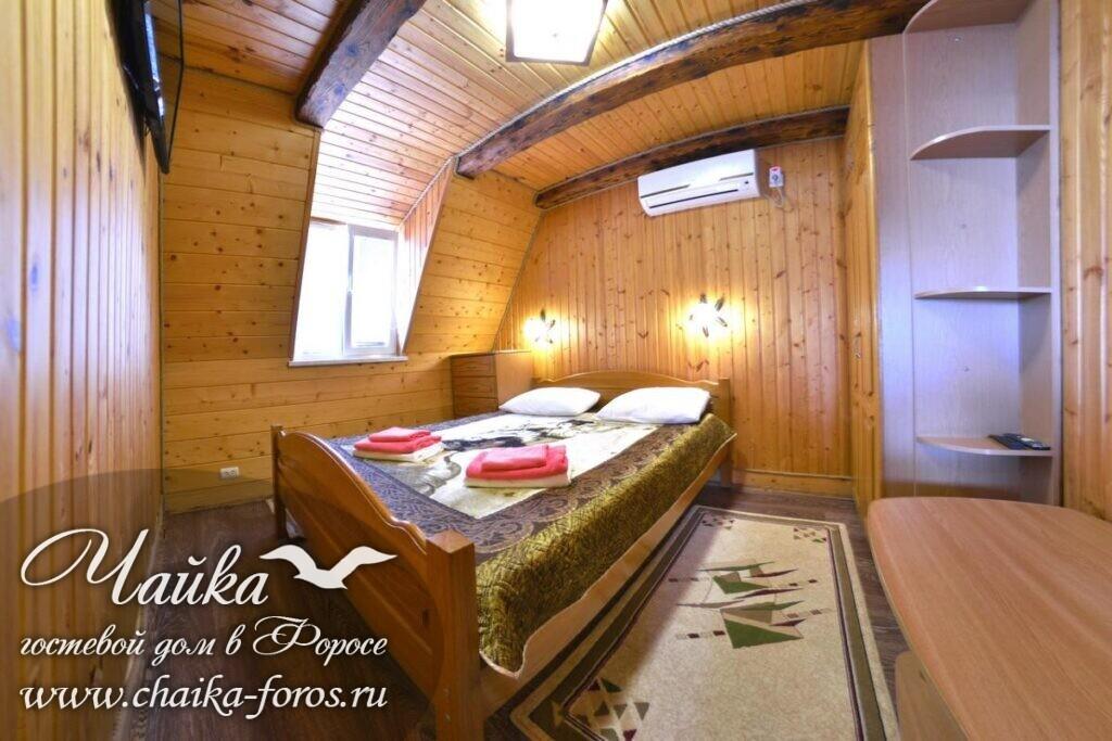 Форос Крым гостевой дом Чайка у моря