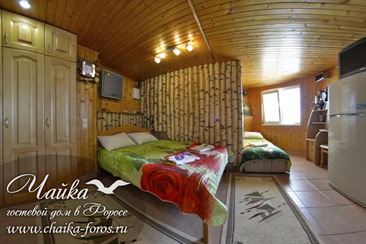 Гостевой дом Чайка Отдых в Форосе фото Ялта