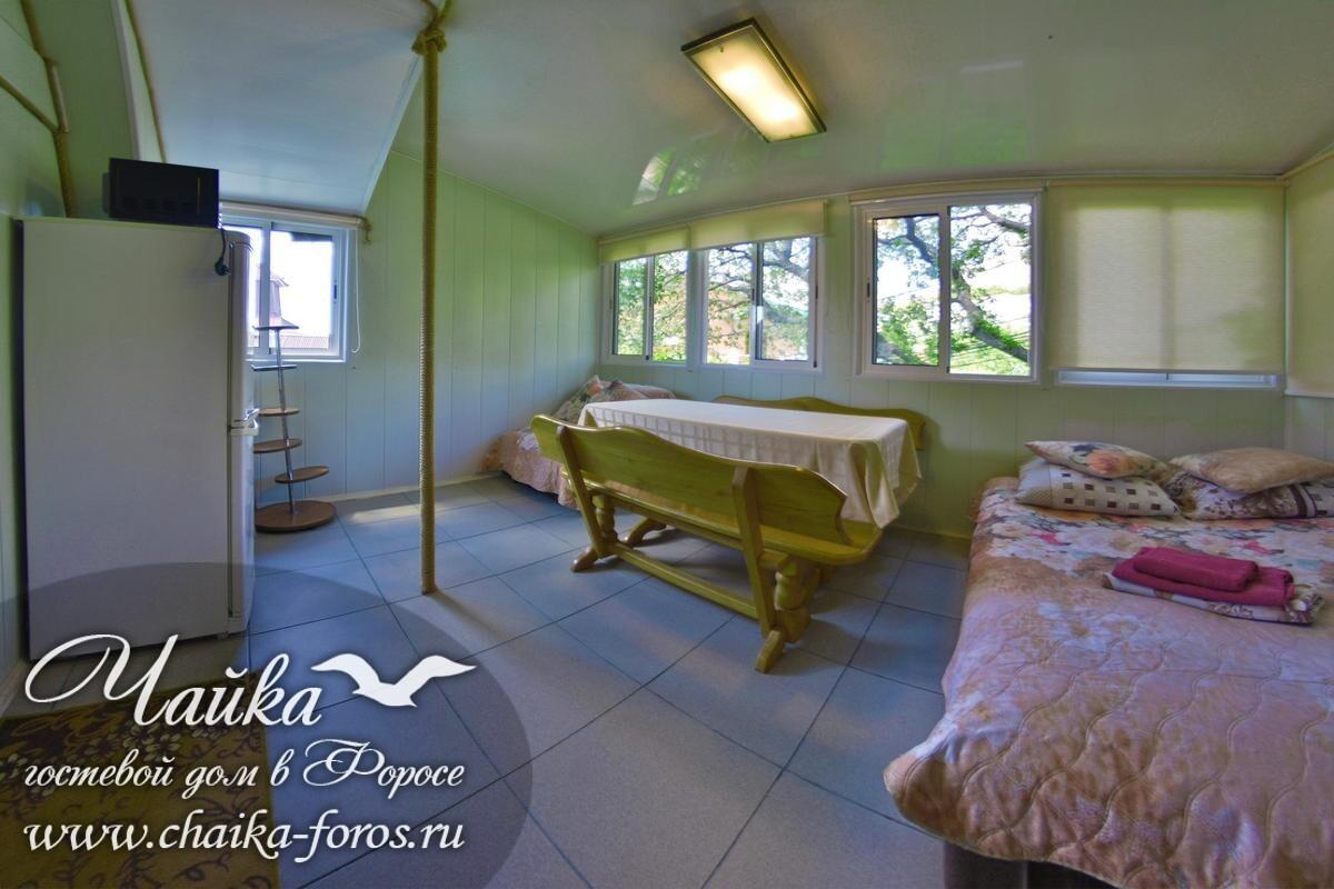 Гостевой дом Чайка Частный отдых Форос Ялта