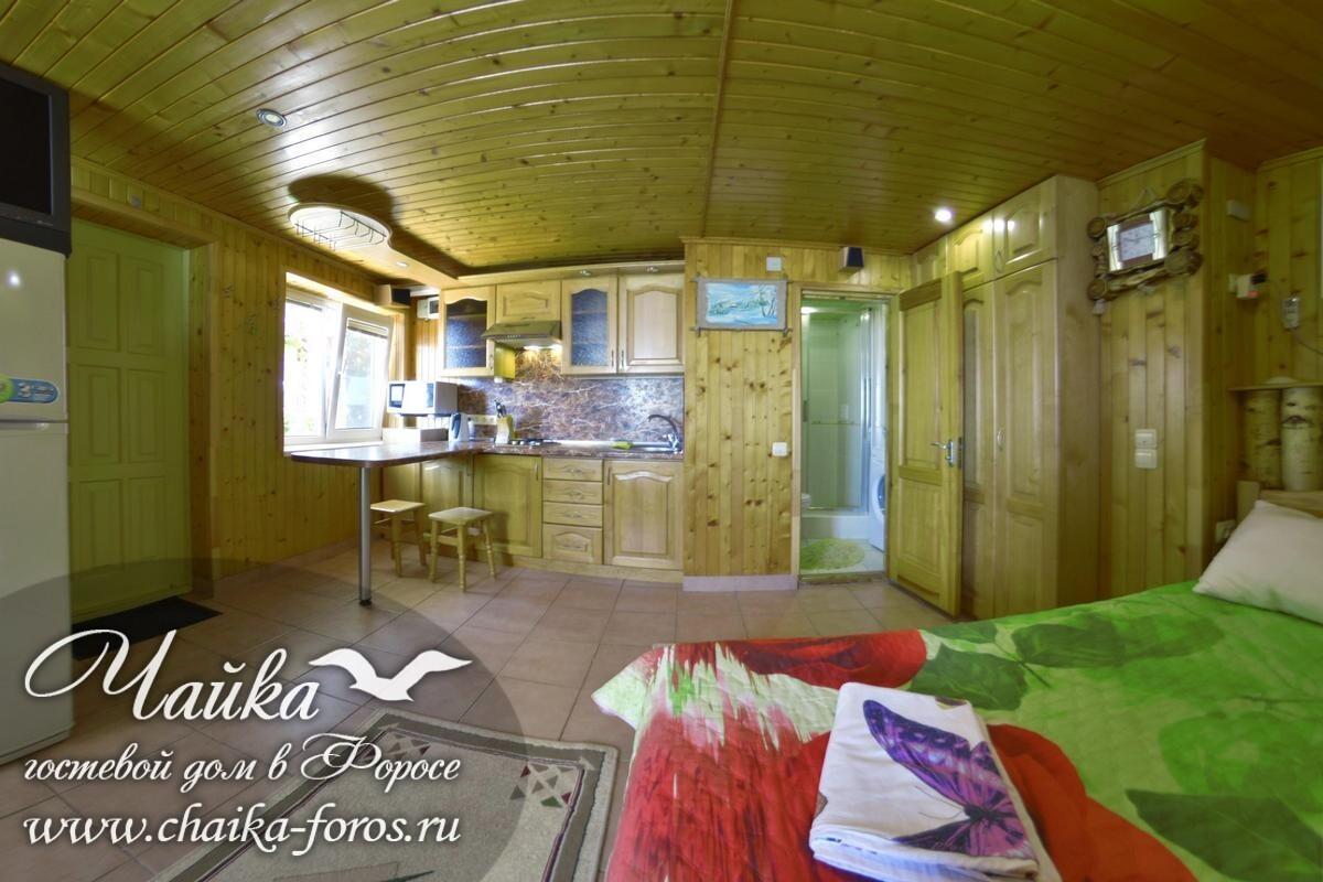 Гостевой дом Чайка Отдых в Крыму жилье в Форосе Ялта