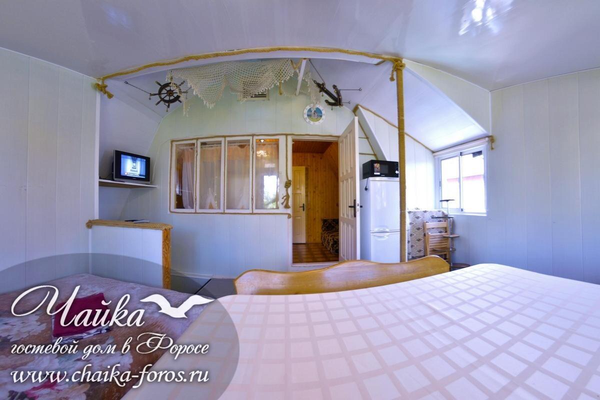 Гостевой дом Чайка Форос Крым отдых Ялта