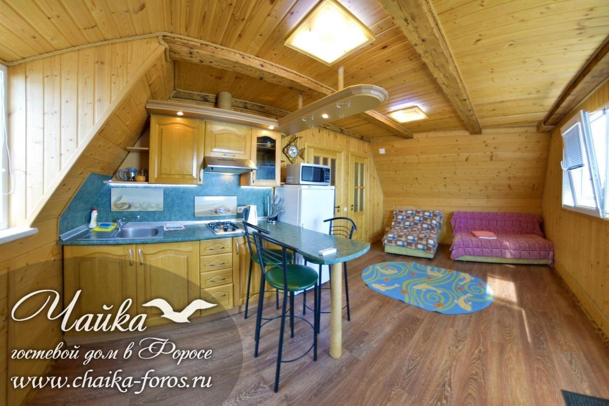 Гостевой дом Чайка Форос отдых на берегу моря
