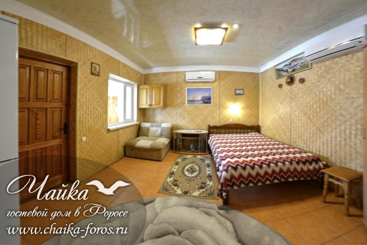 Гостевой дом Чайка Отдых в Форосе у моря Ялта