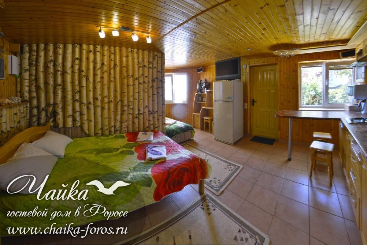 Гостевой дом Чайка Отдых Форос Крым фото Ялта