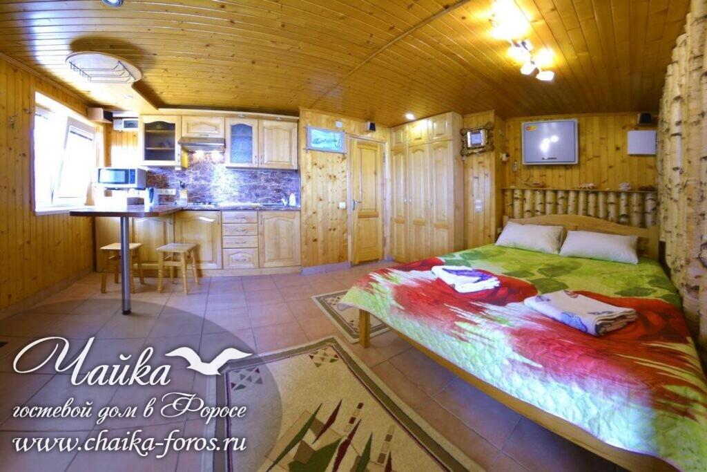 Гостевой дом в Форосе Чайка возле моря Ялта Крым