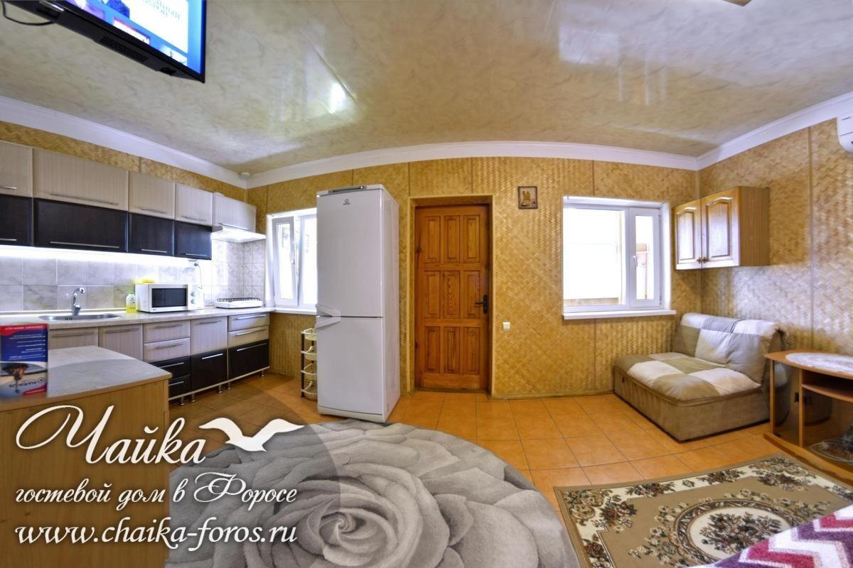 Гостевой дом Чайка Форос Крым отдых у моря Ялта