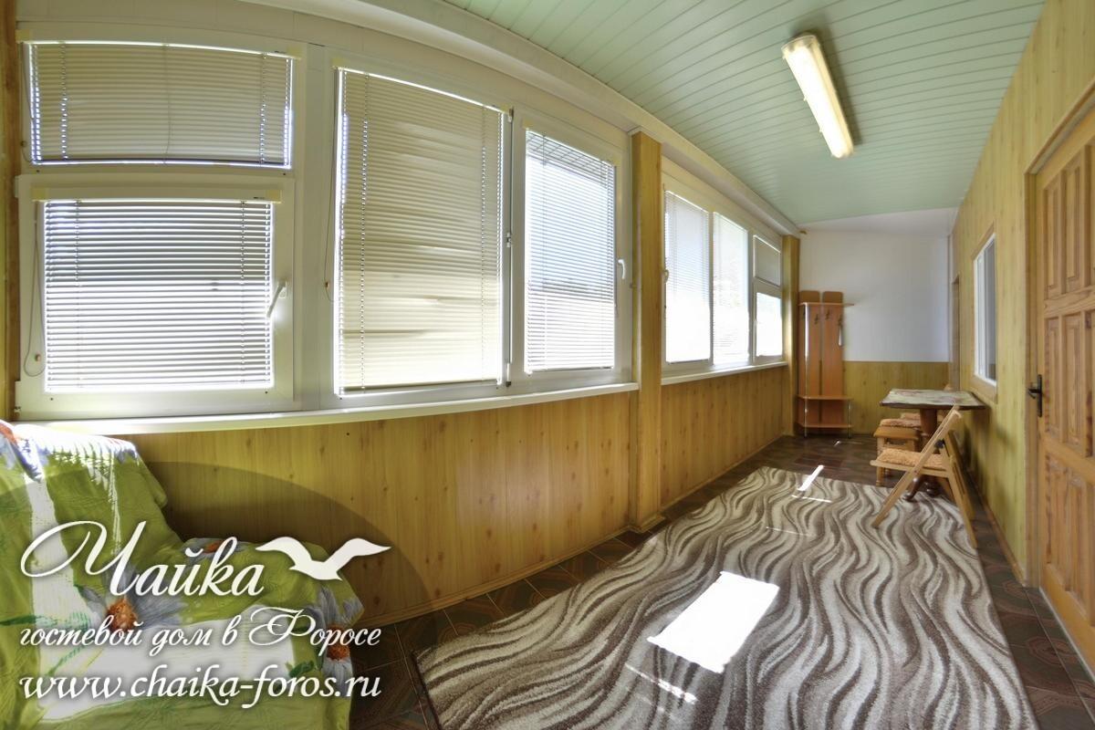 Гостевой дом Чайка Форос отдых жилье Ялта