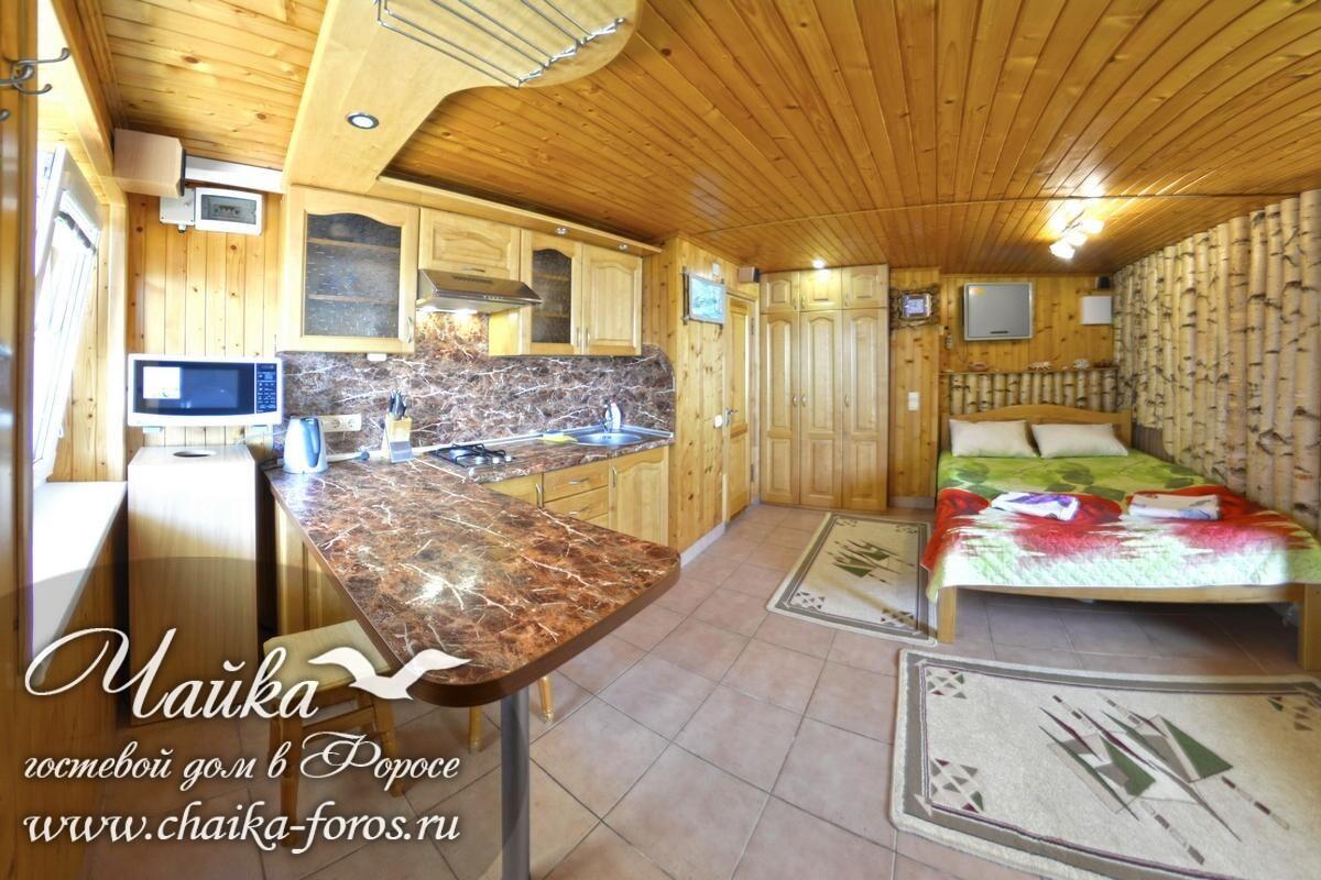 Форос гостевой дом Чайка у моря Ялта Крым