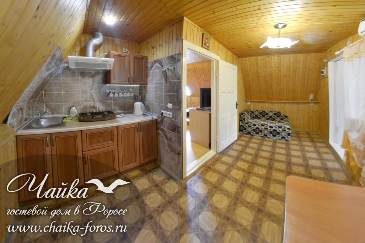 Форос Крым гостевой дом Чайка у моря Ялта