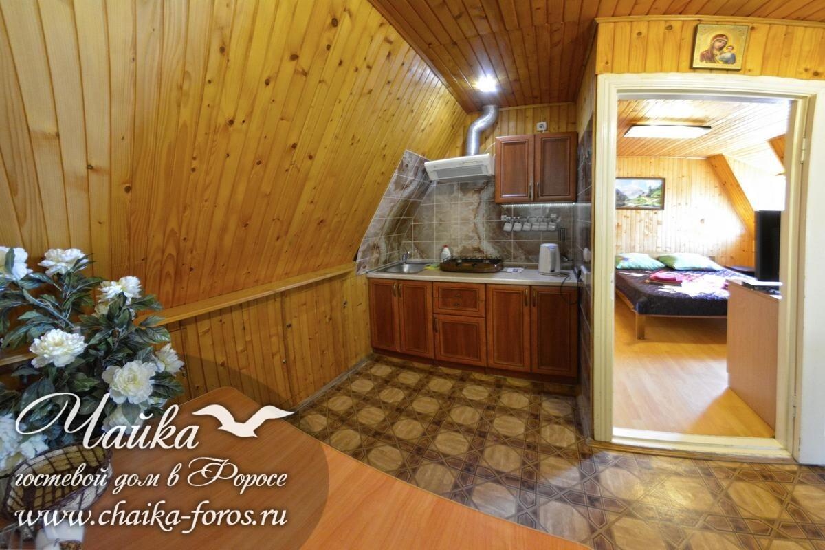 Гостевой дом в Форосе Чайка возле моря Ялта