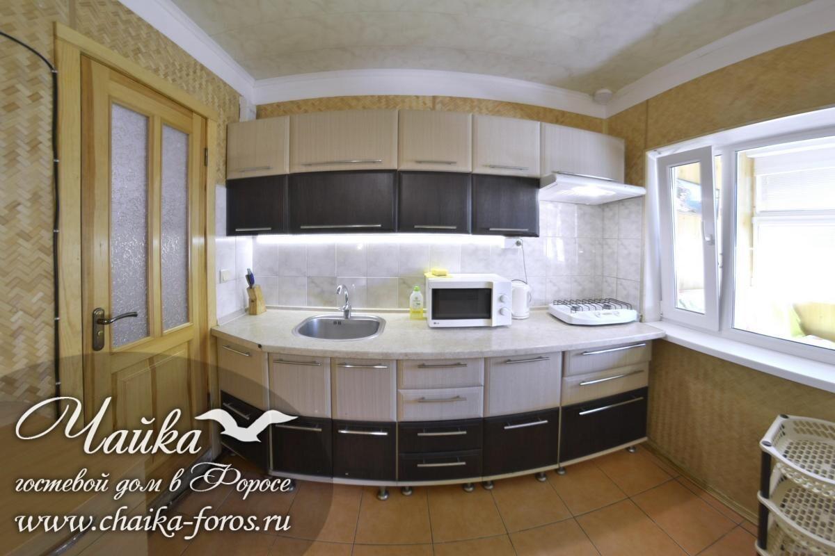 Гостевой дом Чайка Форос отдых летом Ялта