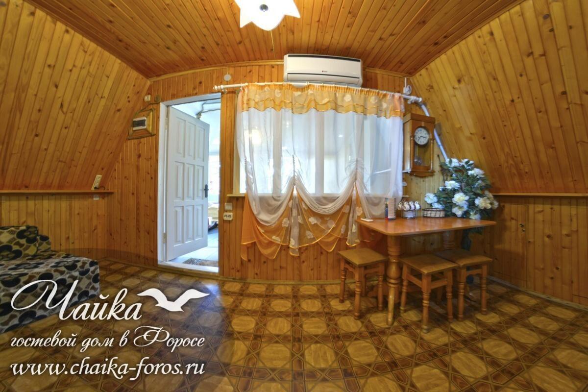 Форос гостевой дом Чайка у моря Ялта