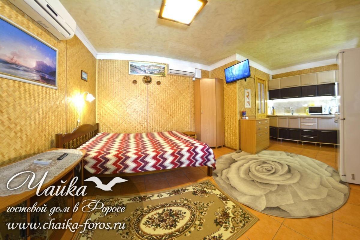 Гостевой дом Чайка Форос недорогой отдых Ялта