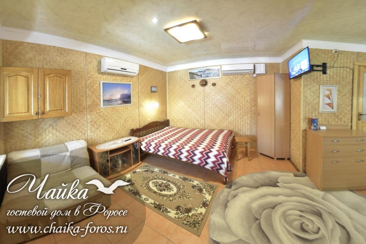 Гостевой дом Чайка Крым Форос отдых цена Ялта