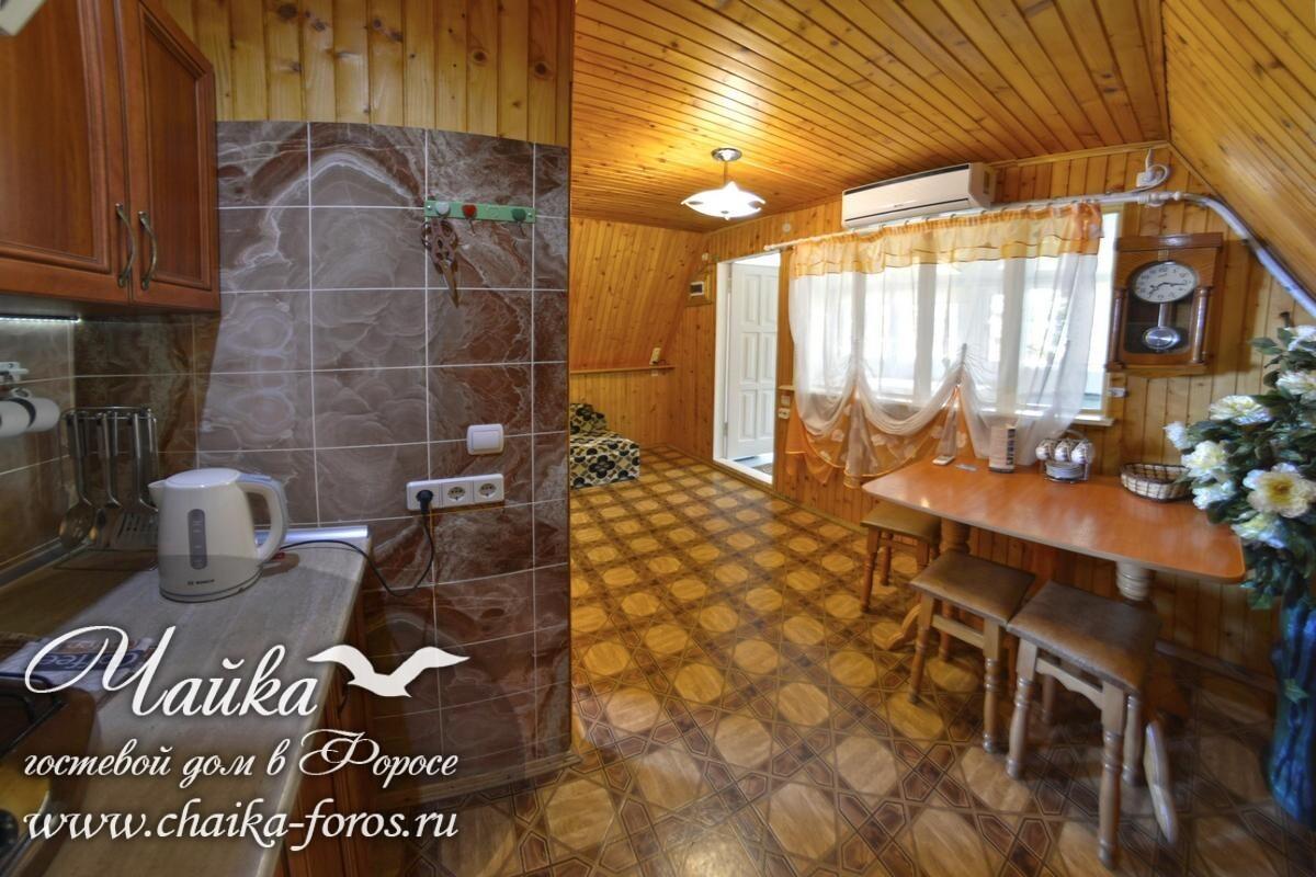 Гостевой дом Чайка Отдых в Форосе фото
